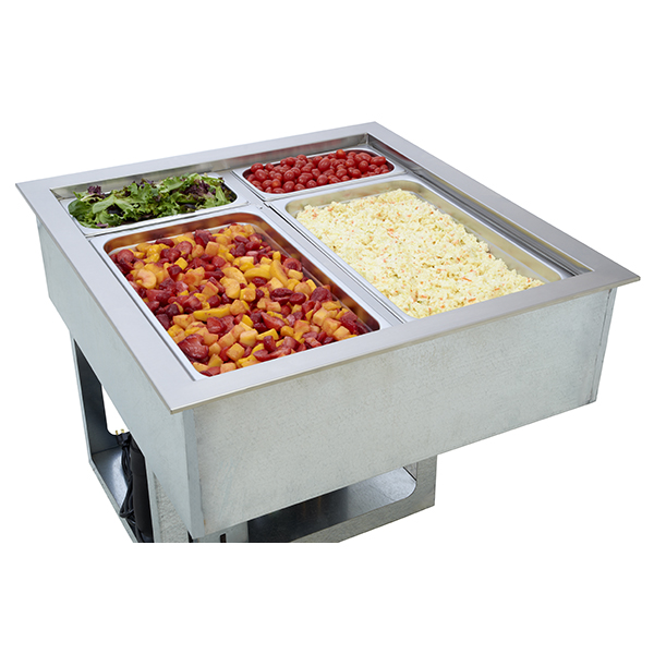 Refrigerated Cold Pans